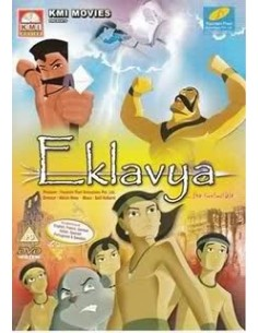 Eklavya - The Invincible DVD