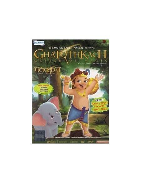 Ghatothkach DVD