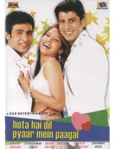 Hota Hai Dil Pyaar Mein Paagal DVD