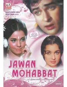 Jawan Mohabbat DVD