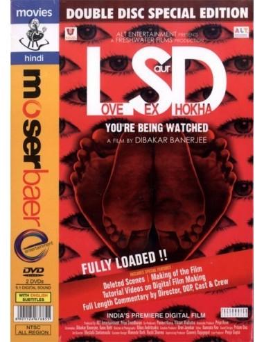Love Sex Aur Dhoka - Collector 2 DVD