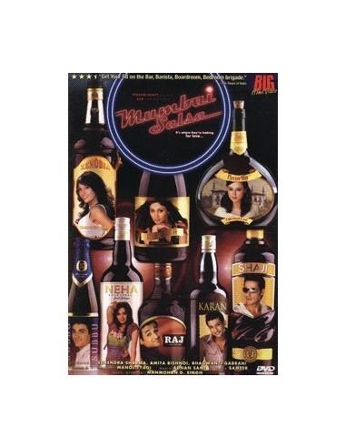 Mumbai Salsa DVD