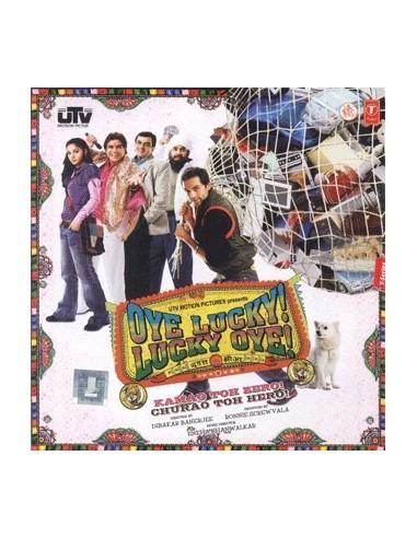 Oye Lucky Lucky Oye CD