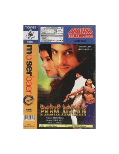 Prem Aggan DVD