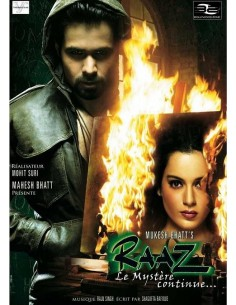 Raaz - The Mystery Continues DVD
