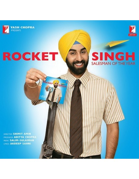 Rocket Singh - Salesman of the Year CD