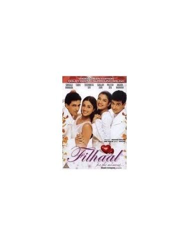 Filhaal DVD