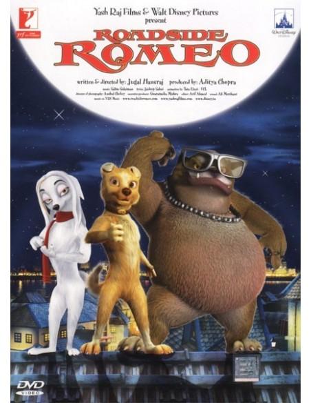 Roadside Romeo DVD