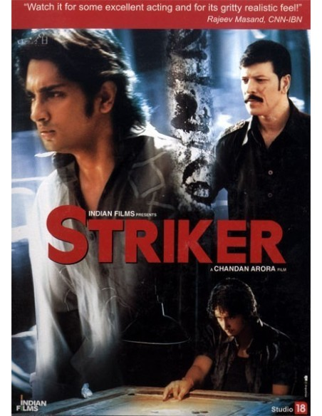 Striker DVD