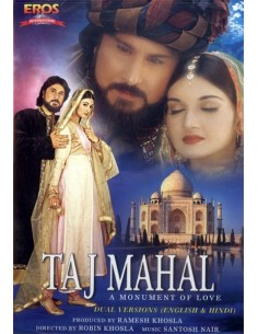 Taj Mahal - A Monument of Love DVD