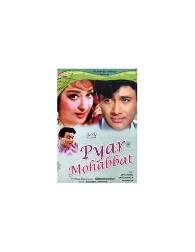 Pyar Mohabbat DVD