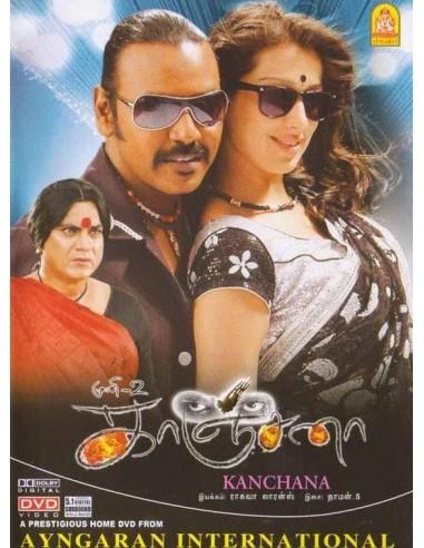 Kanchana DVD