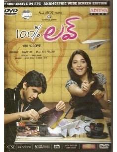 100% Love DVD