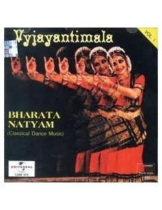 Bharata Natyam - Vol 1 CD