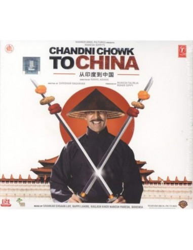 Chandni Chowk To China CD