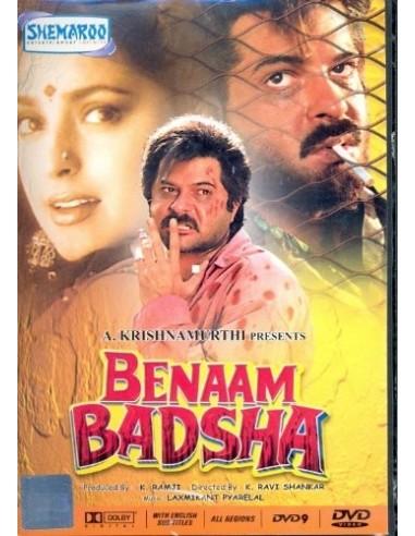 Benaam Badsha DVD