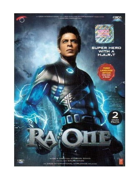Ra.One - Collector 2 DVD (FR)