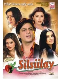 Silsiilay DVD