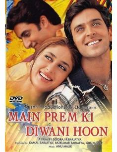 Main Prem Ki Diwani Hoon DVD