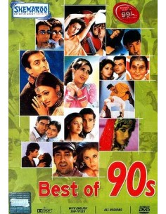 Best of 90s DVD