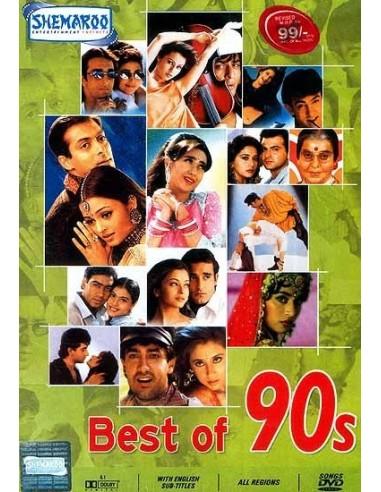 Best of 90s DVD