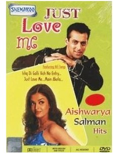 Just Love Me - Aishwarya Salman Hits DVD