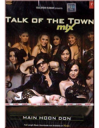 Talk Of The Town Mix DVD