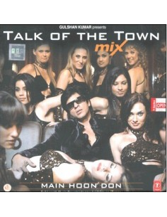 Talk Of The Town Mix CD