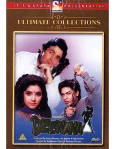 Deewana DVD (Collector)