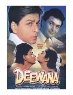 Deewana DVD