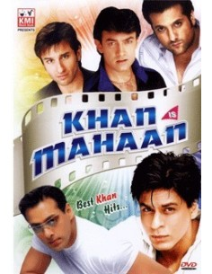 Khan is Mahaan DVD