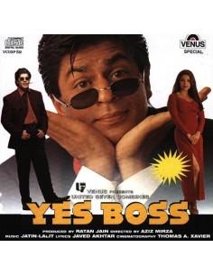 Yes Boss CD