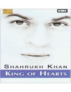 Shahrukh Khan - King of Hearts CD
