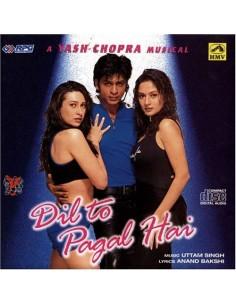 Dil To Pagal Hai CD