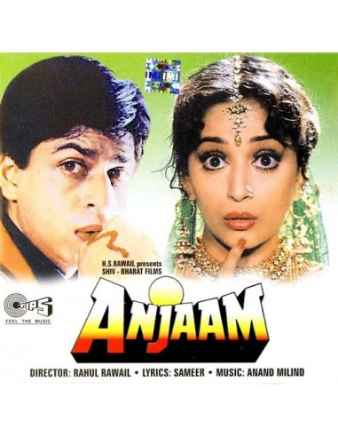 Anjaam CD