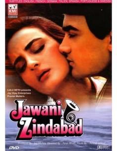 Jawani Zindabad DVD