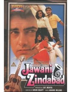 Jawani Zindabad DVD (Collector)