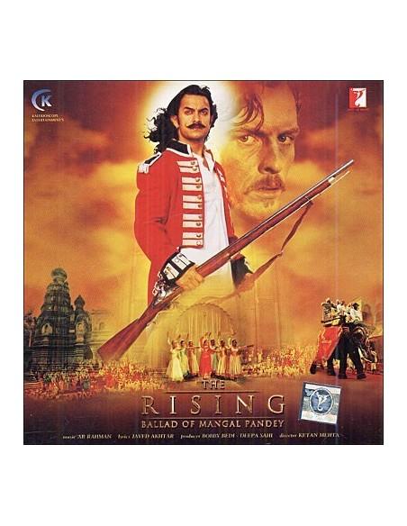 The Rising - Ballad of Mangal Pandey CD