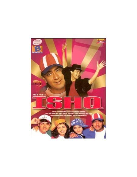 Ishq DVD