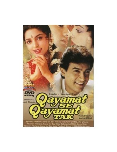 Qayamat Se Qayamat Tak DVD
