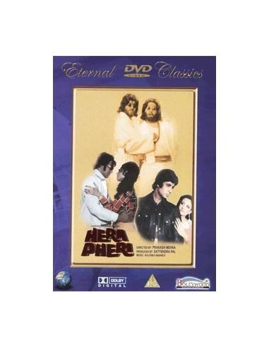 Hera Pheri DVD