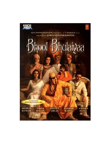 Bhool Bhulaiyaa DVD - Collector