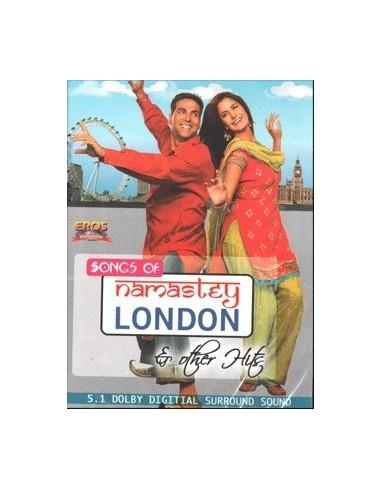 Namastey London & Other Hits DVD
