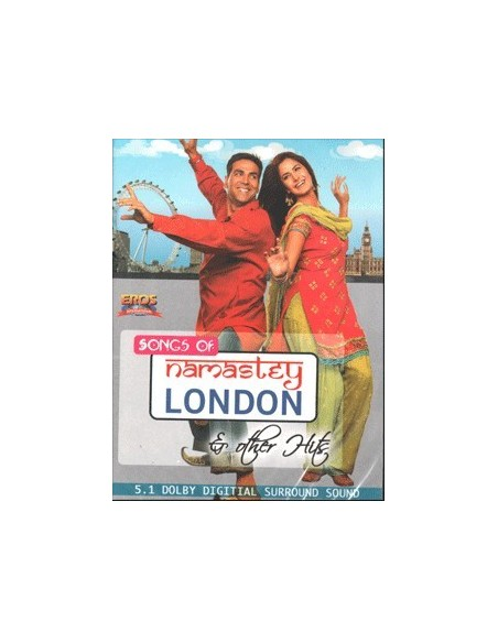 Namastey London & Other Hits DVD