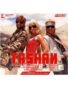 Tashan - YRF Hit Songs (MP3)