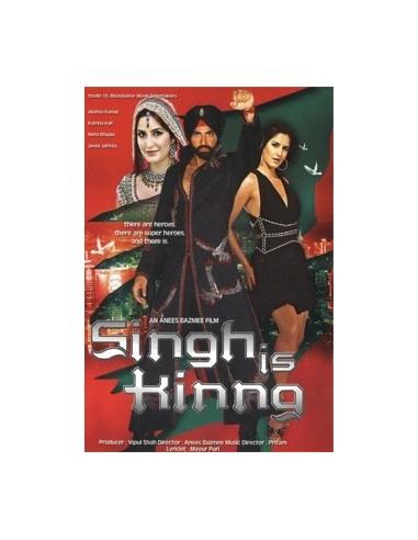 Singh Is Kinng DVD