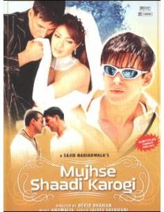 Mujhse Shaadi Karogi DVD
