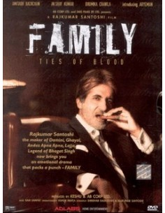 Family: Ties of Blood DVD