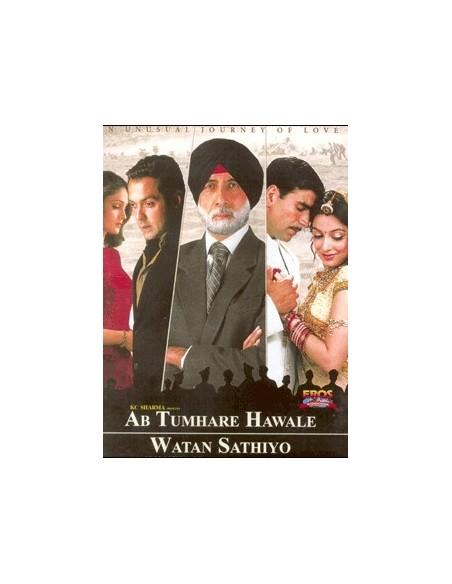 Ab Tumhare Hawale Watan Sathiyo DVD