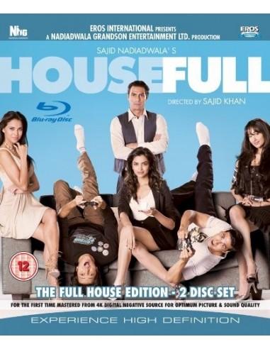 Housefull - Blu-Ray
